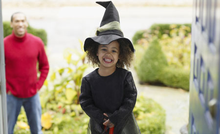 12 Tips for a Healthy Halloween